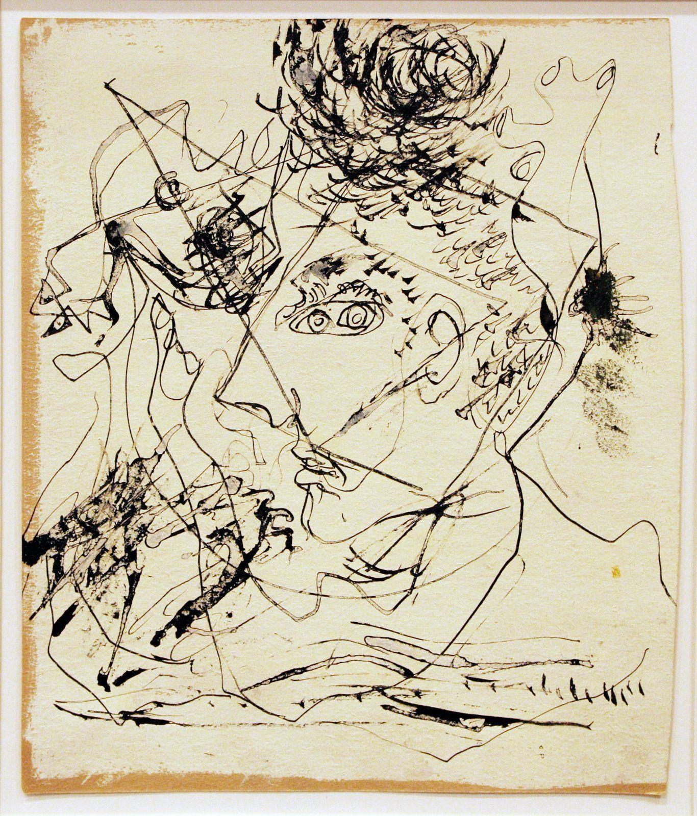 Jackson Pollock Sanat