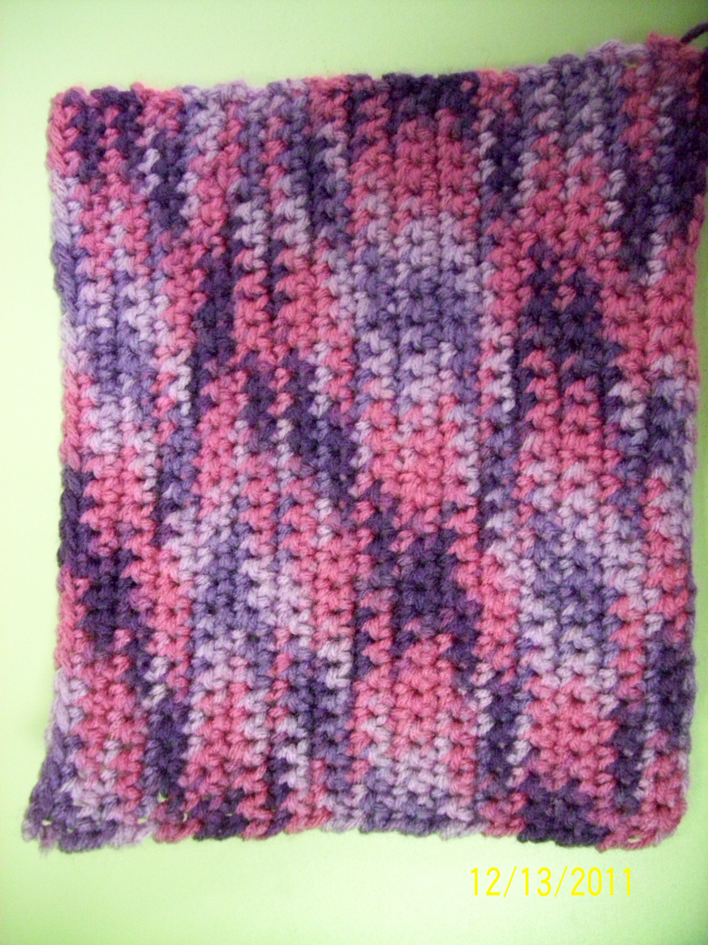Square for Michaels Crafts Store - Warm up america #redheartyarn ...
