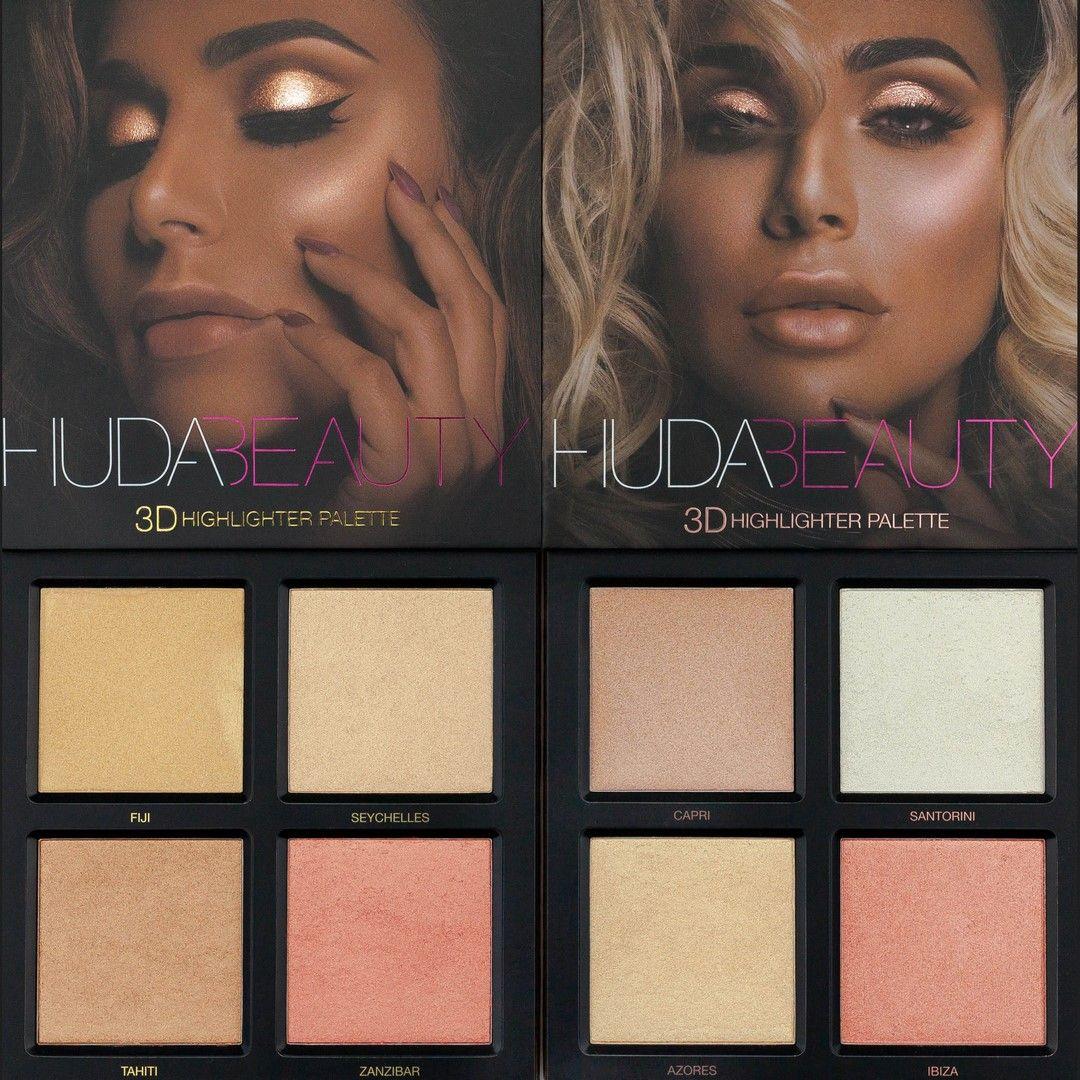 Image result for makeup proizvodi pinterest hudabeauty 3d