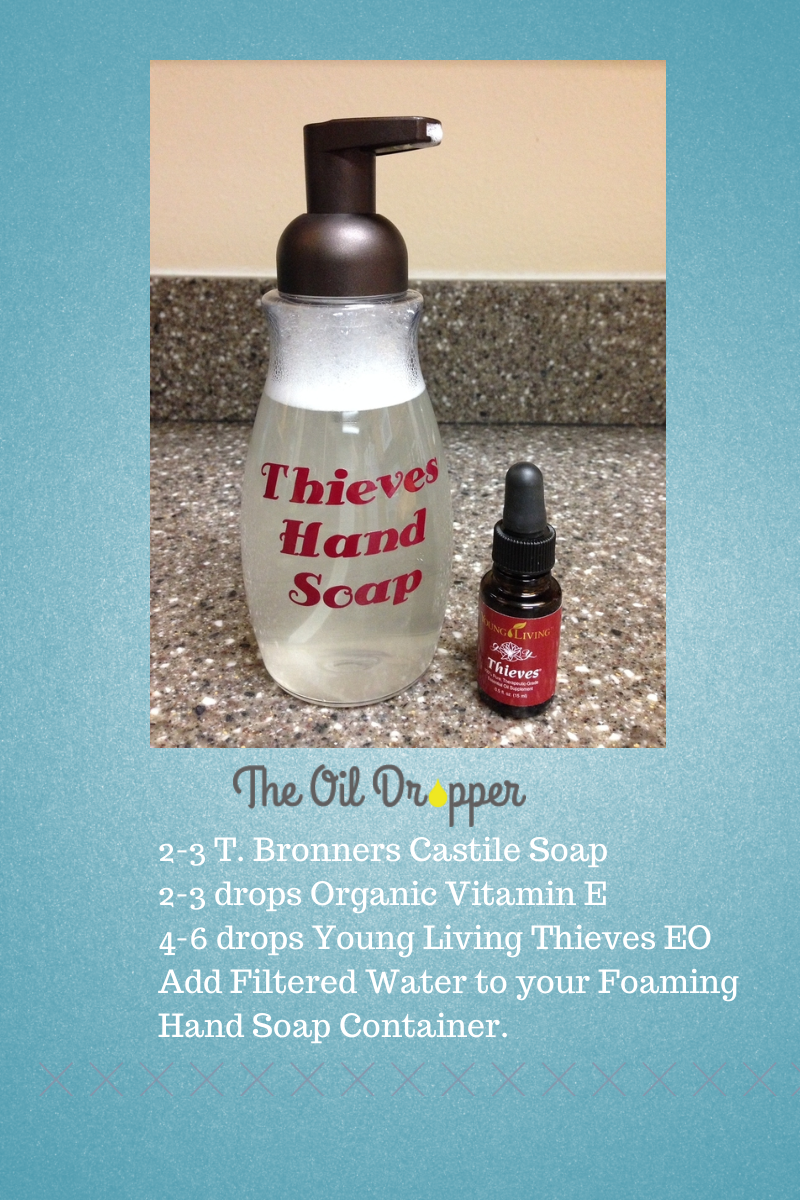 Foaming Hand Soap Recipe Young Living Besto Blog