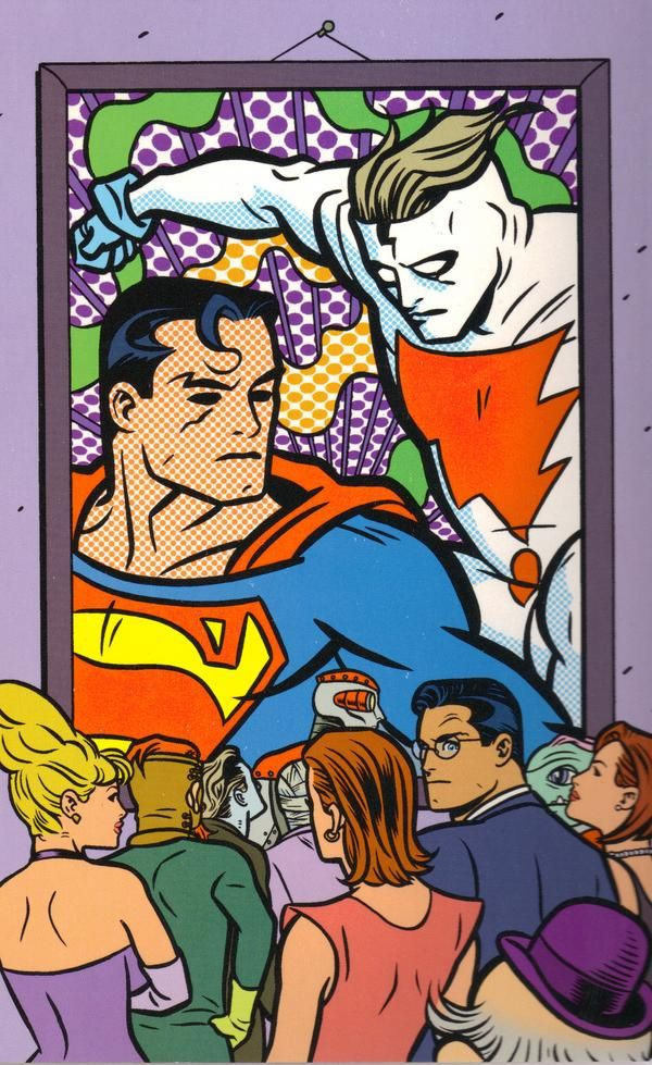 The Superman/Madman Hullabaloo ~ Mike Allred