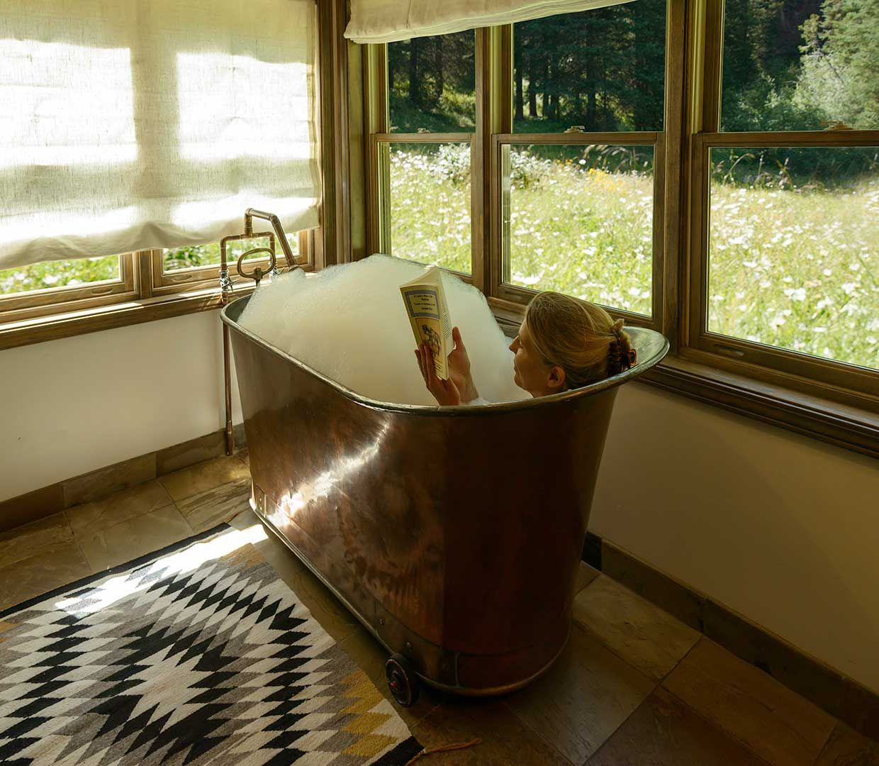Secluded Cabin Rentals, Luxury Cabin