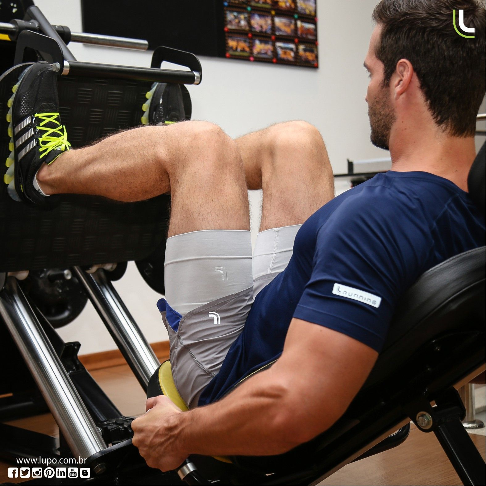 af0127f4a Sapatilha Pilates Lupo Sport  além de linda