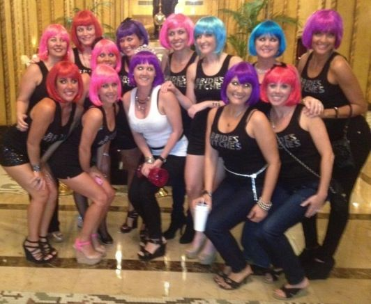 Mary Beths Bachelorette Party In New Orleans So Much Fun To Dress Up On Bourbon