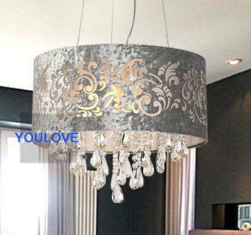 Romantic Pendant Lighting For Bedroom Ceiling Light