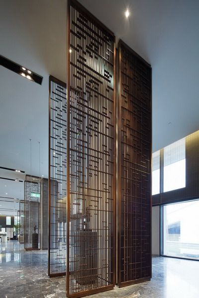 DomeAssociates Waiting Rooms Metals Screens Interiors