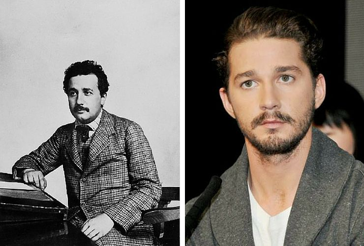 Shia Labeouf and young...