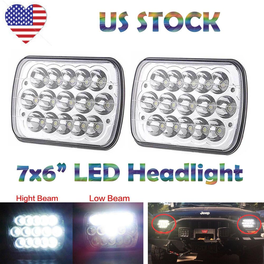 Ebay Sponsored For Chevrolet Express 1500 2500 7 X6 Led