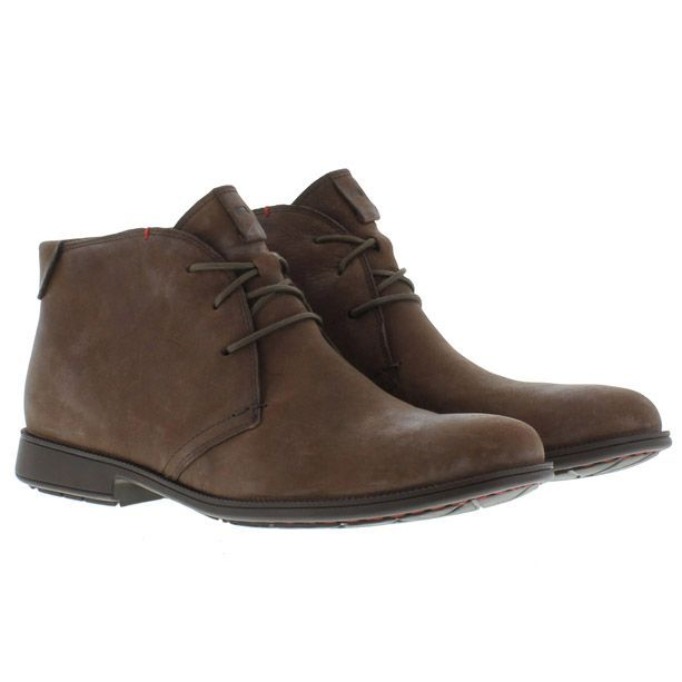 CAMPER 1913 Leather Chukka Boot
