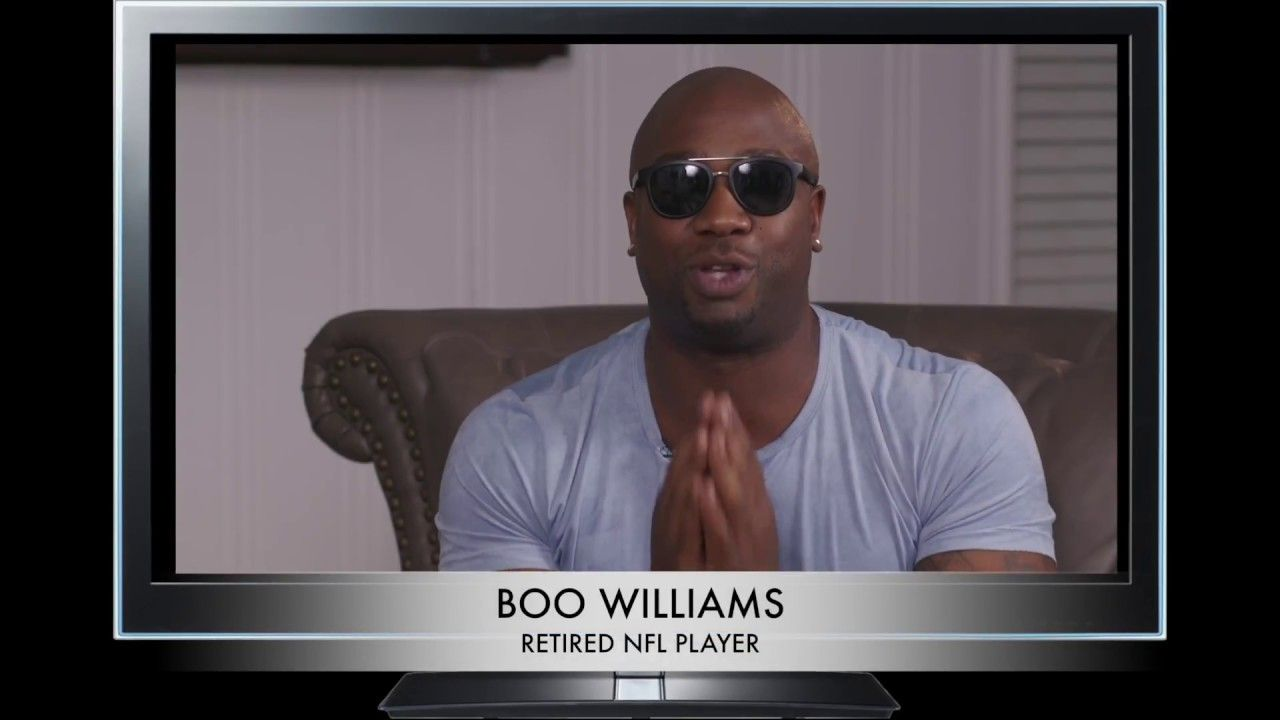 """Hmm Did You Know"" Featuring Boo Williams HDYK"