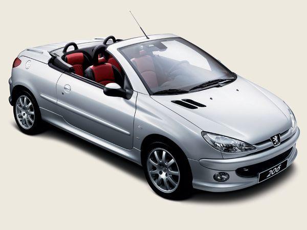 Peugeot 206 Cc 16 Photos News Reviews Specs Car Listings Peugeot Cars Car