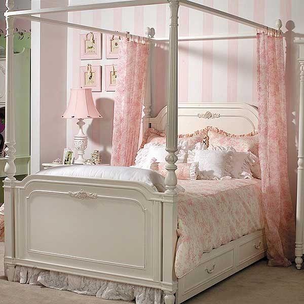 Isabella Duvet Cover By California Kids Little Girl Rooms Dream Rooms Pink Bedroom Design Canopy bedding for little girls