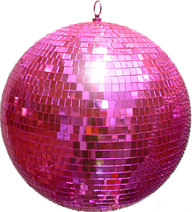 Pink Disco Ball Google Images Disco Ball Tickled Pink Pink