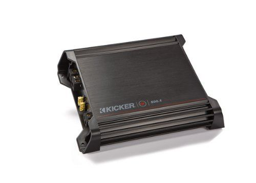 Kicker 11DX5001 by Kicker. 185.85. 1Channel DX Series