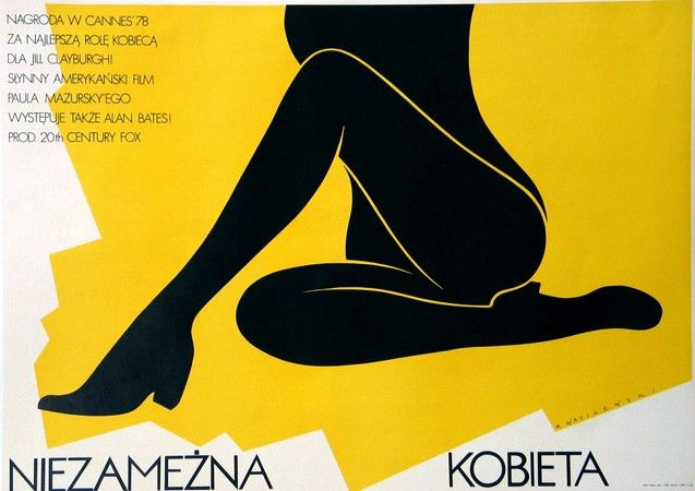 movie poster: an unmarried woman, 1979