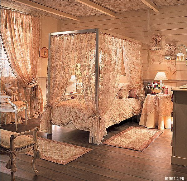 I Can See This Romantic Room In A Bed And Breakfast