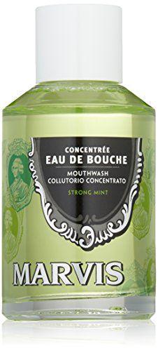 Marvis Strong Mint Mouthwash Concentrate, 4.1 ounces Marvis http://www.amazon.com/dp/B00CJYH1O8/ref=cm_sw_r_pi_dp_M0Yqxb0VBB9B5
