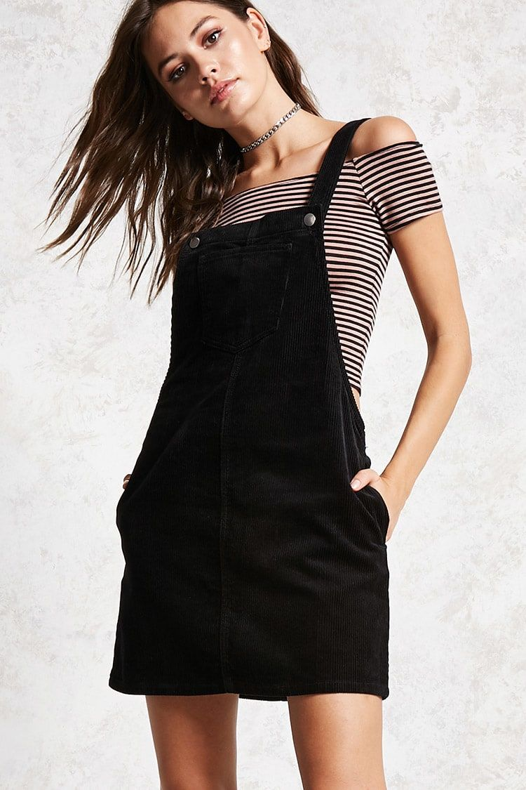 a630e79238 Product Name:Corduroy Overall Dress, Category:dress, Price:16 ...