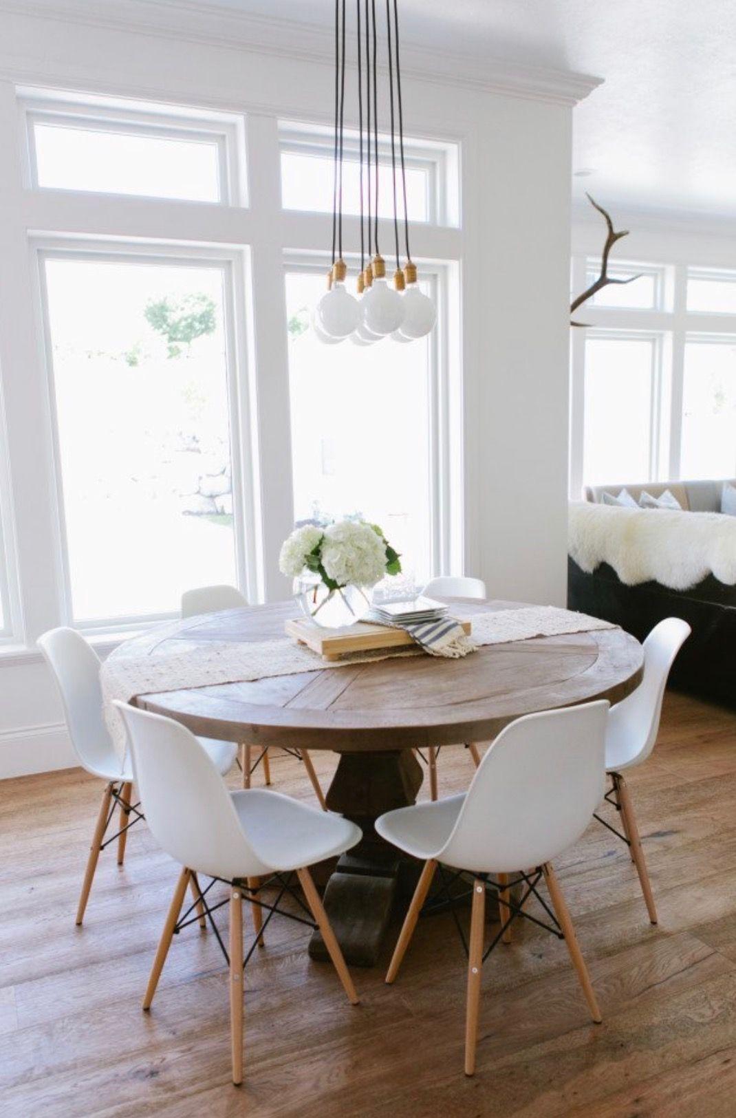 Moderne Stühle, Esstisch, Ideen Für Die Küche