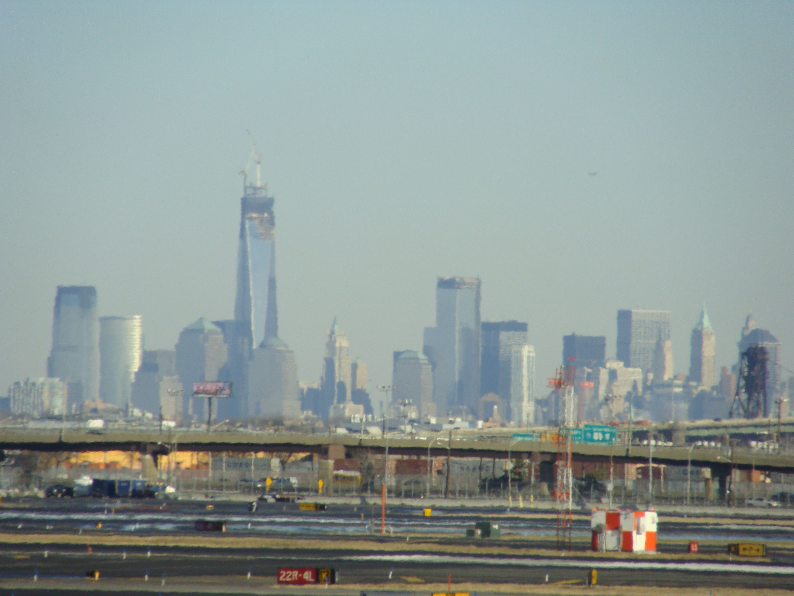 Aeroporto New York Newark : Newark new jersey street names york from