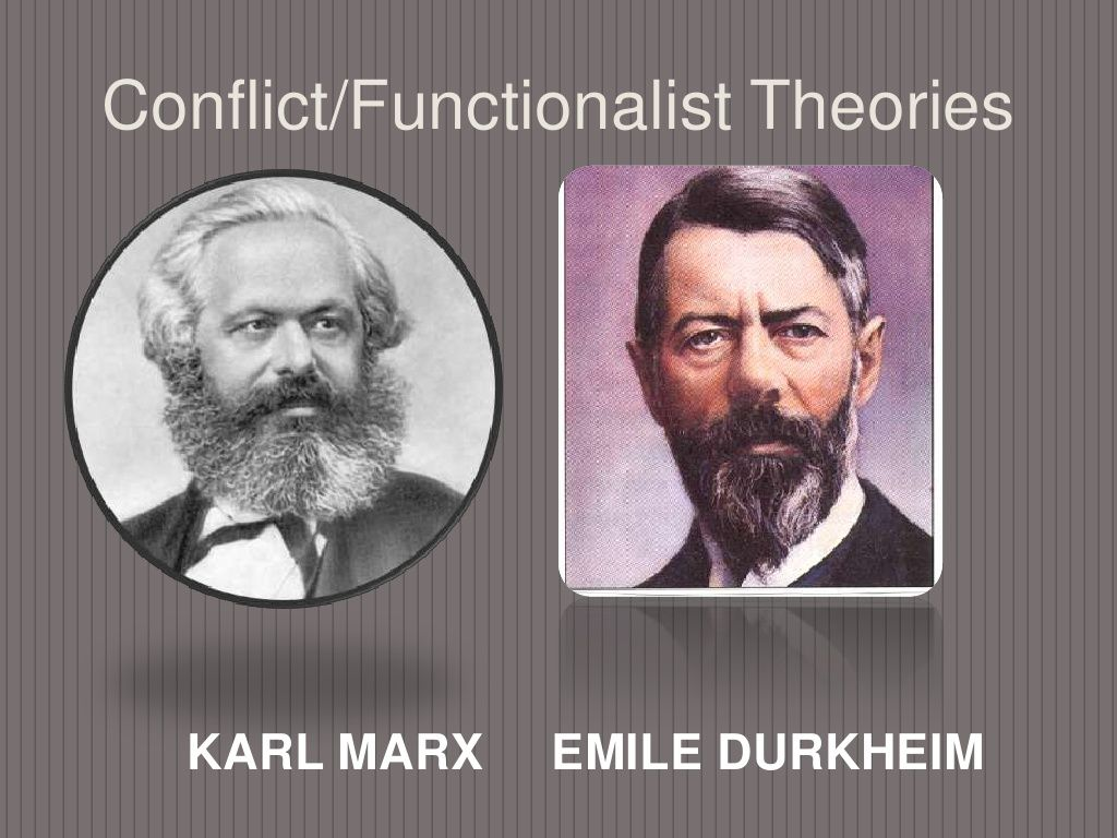 Conflict And Functionalist Theory Social Conflict Theory Theories Essay