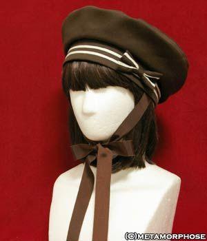 Sailor Beret - Metamorphose #lolita