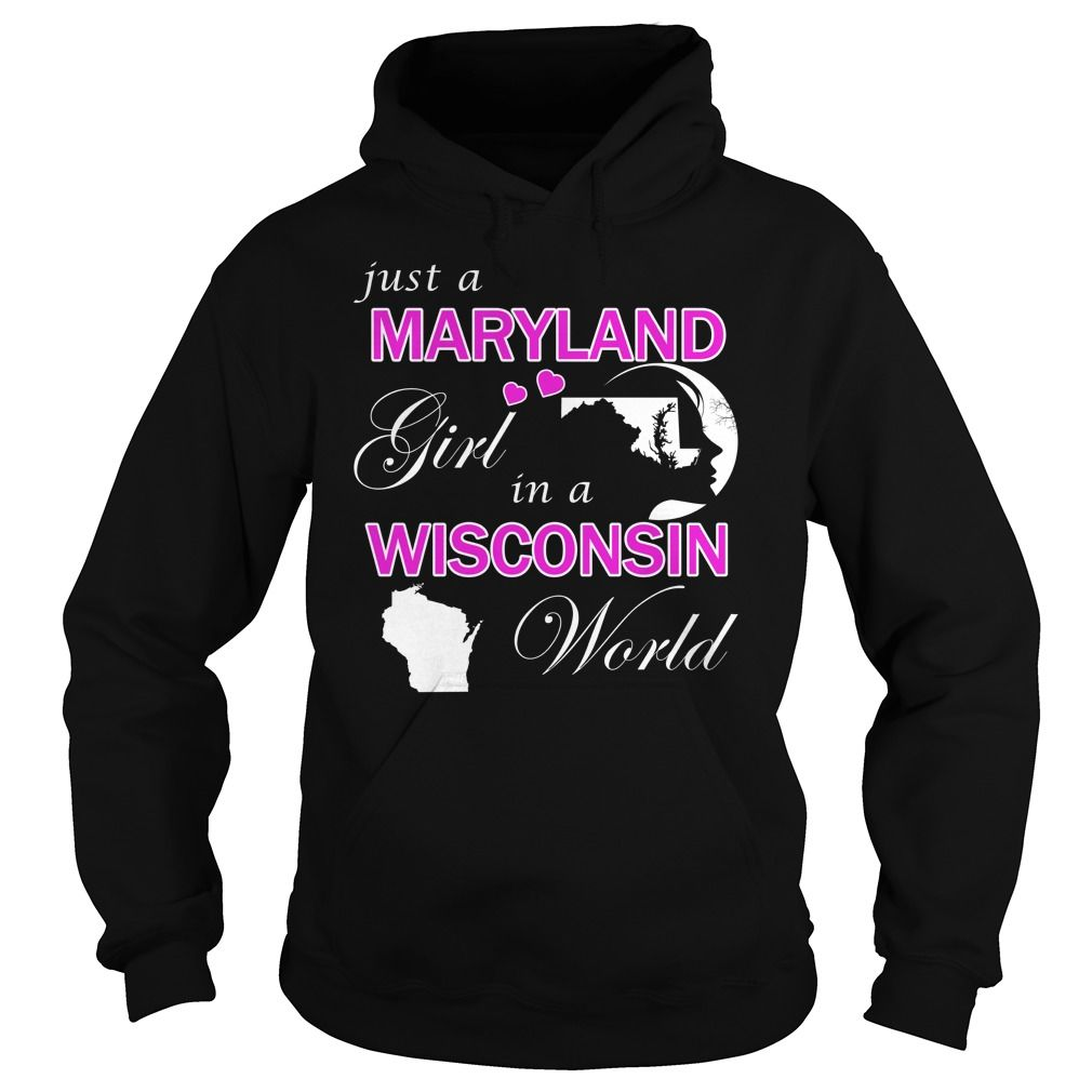 Maryland Girl in Wisconsin