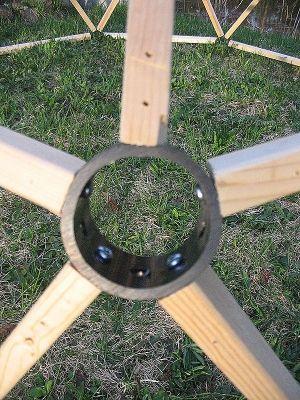 geodesic dome hub pesquisa google bills projects pinterest geod tische kuppel kuppel. Black Bedroom Furniture Sets. Home Design Ideas