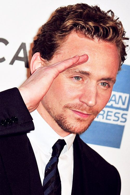 Tom Hiddleston, I salute you  | Tom Hiddleston- Ruiner of Lives and