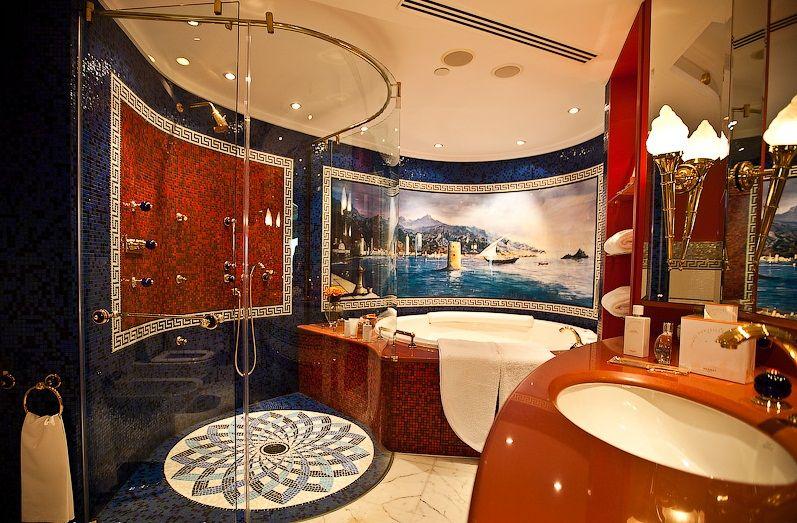 7.burj al arab hotel, dubai – price per night:$17,500 | dubai