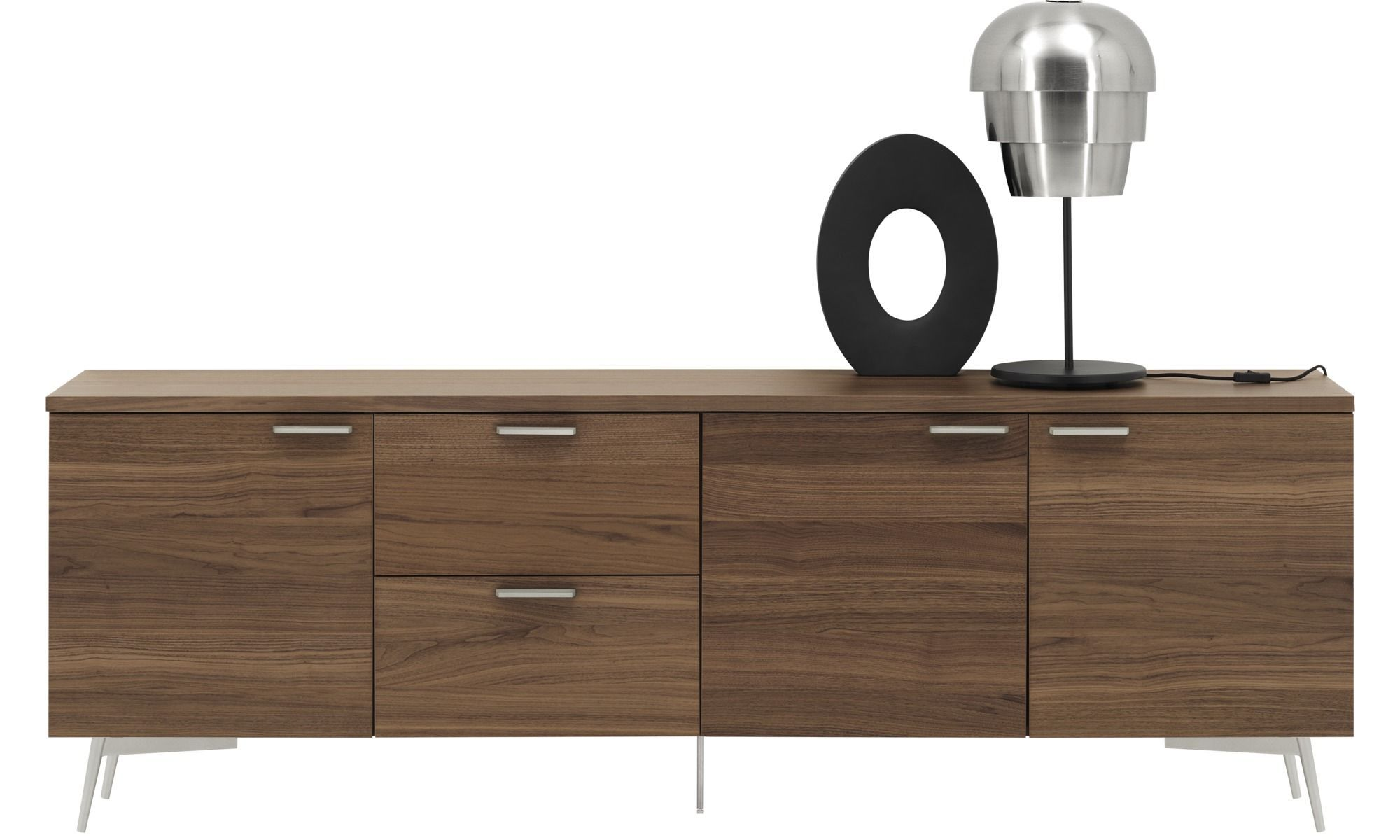 Milano Esszimmer New Designs Milano Sideboard Brown Walnut Fitzalan Road