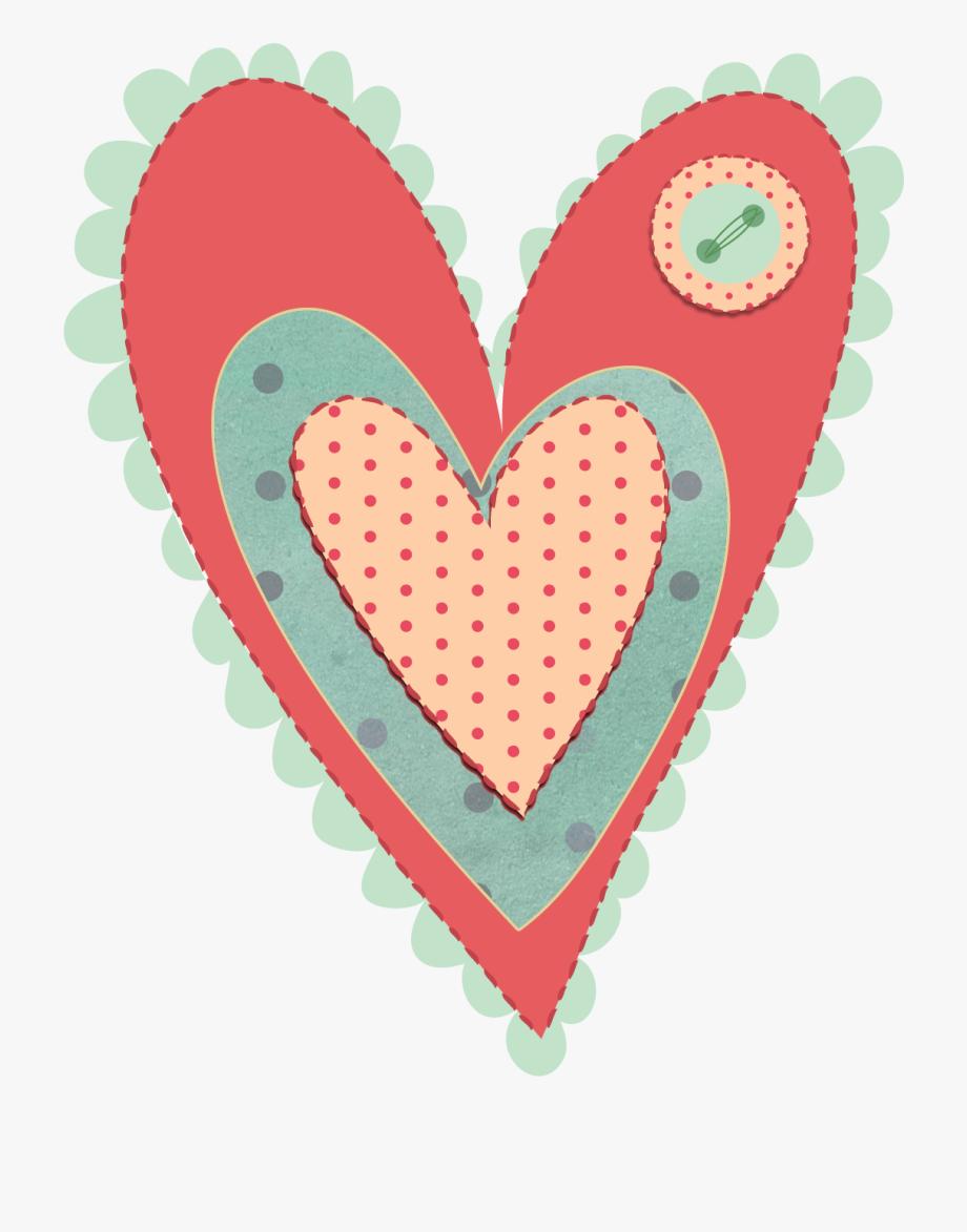 Vintage Heart Clipart Png Free Clip Art Clip Art Vintage Valentines Day Clipart