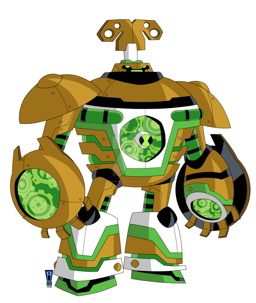 5yl Clockwork By Insane Mane On Deviantart Ben 10 Ben 10 Alien Force Ben 10 Omniverse