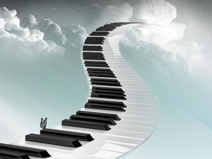 Pianos on Pinterest | Piano, Piano Keys and Wallpapers | Music ...