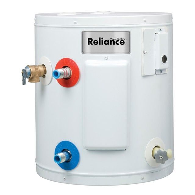 Image Of Reliance 10 Gallon Electric Water Heater
