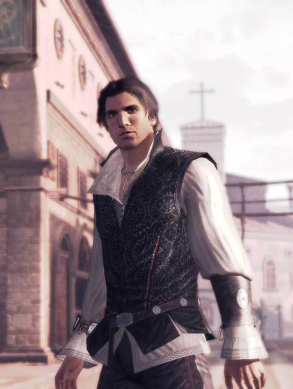 Ezio Auditore Da Firenze Assassins Creed 2 Assassins Creed