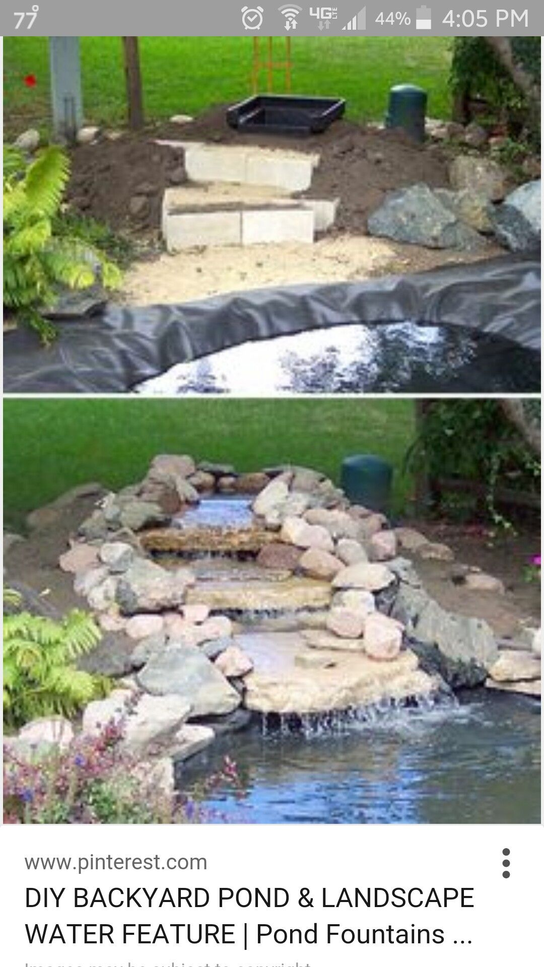 Stunning Bassin De Jardin Avec Chute D Eau Contemporary - Home Ideas ...