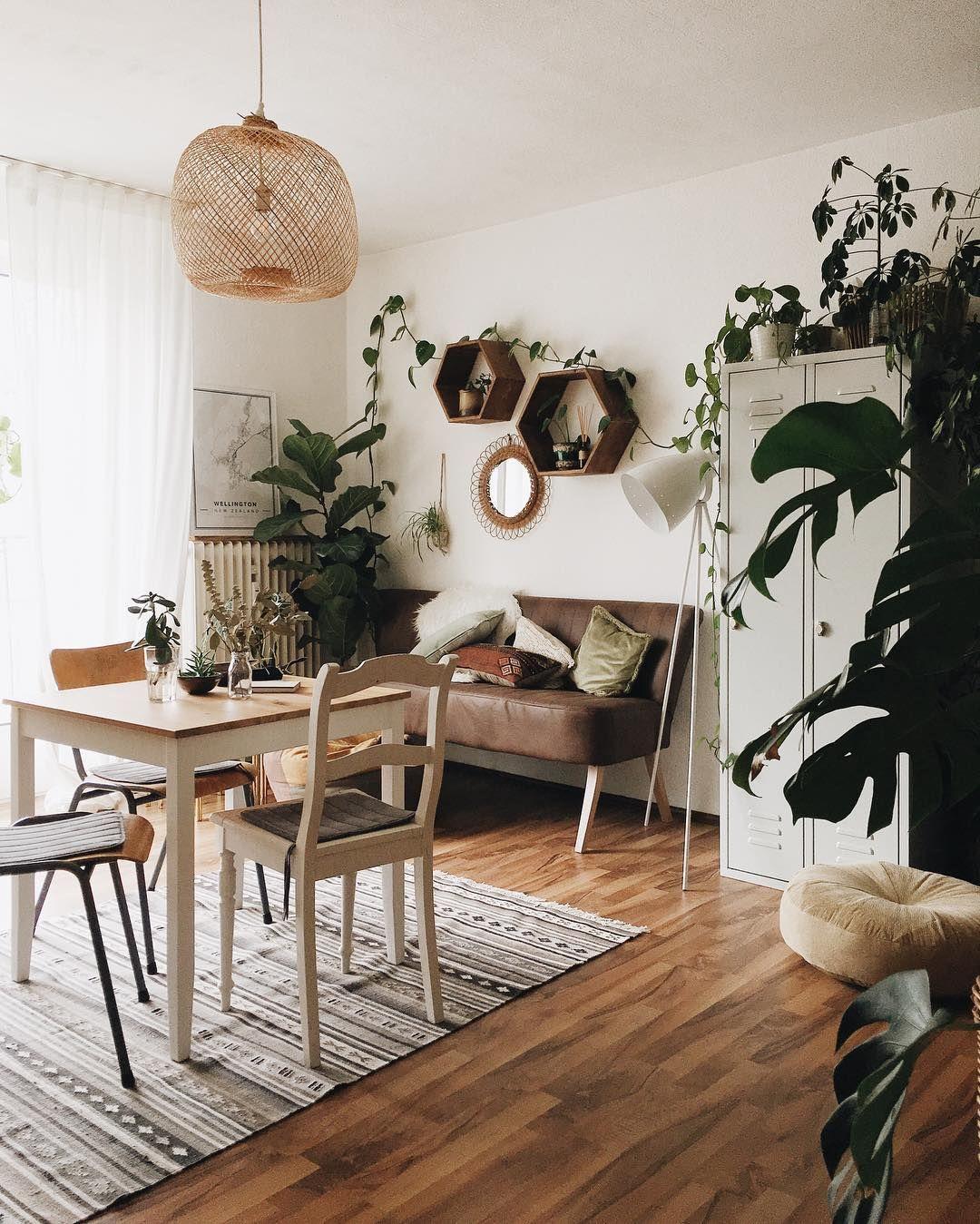 Friederike Friederikchen Fotos E Videos Do Instagram Boho Dining Room Dining Room Small Small Dining Room Decor #sample #living #room #design