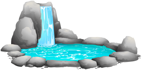 Waterfall Png Clip Art Png