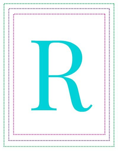 Free Printable Alphabet Letters A to Z LARGE Upper Case Templates - Free printable alphabet letters, Printable alphabet letters, Letter stencils printables, Letters for kids, Lettering alphabet, Free printable letters - As my 4yearold rounds the corner of her last year at home, I am definitely feeling the pressure to make sure she knows her letters and numbers before heading to Kindergarten  If you're working on this with your little one, I highly recommend this post where I list all of my favorite letterlearning resources! >> How to Teach Your Preschooler ABCs the Easy Way! Free Printable Alphabet  Letters A to Z My 4YO can be quite the stinker when it comes to focusing on 'learning' in the traditional sense, so I try my best to change it up so