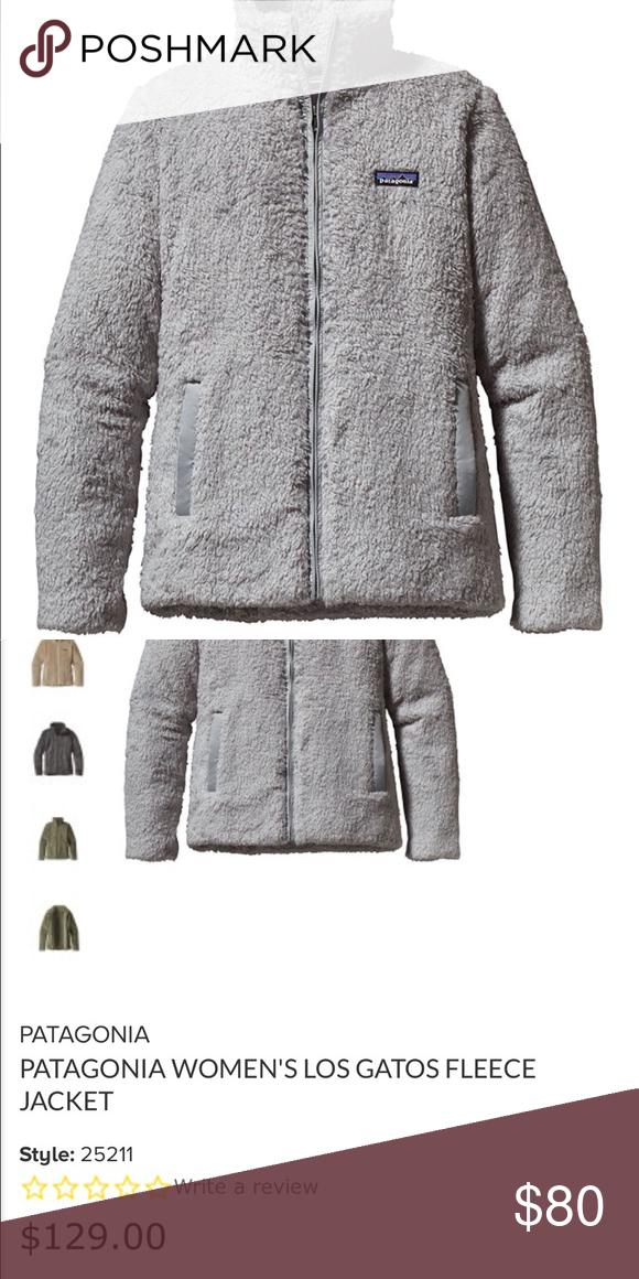 1d8150ff32 Women s Los Gatos fleece jacket Only worn a few times