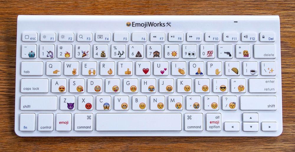 clavier emoji keyboard pour pc