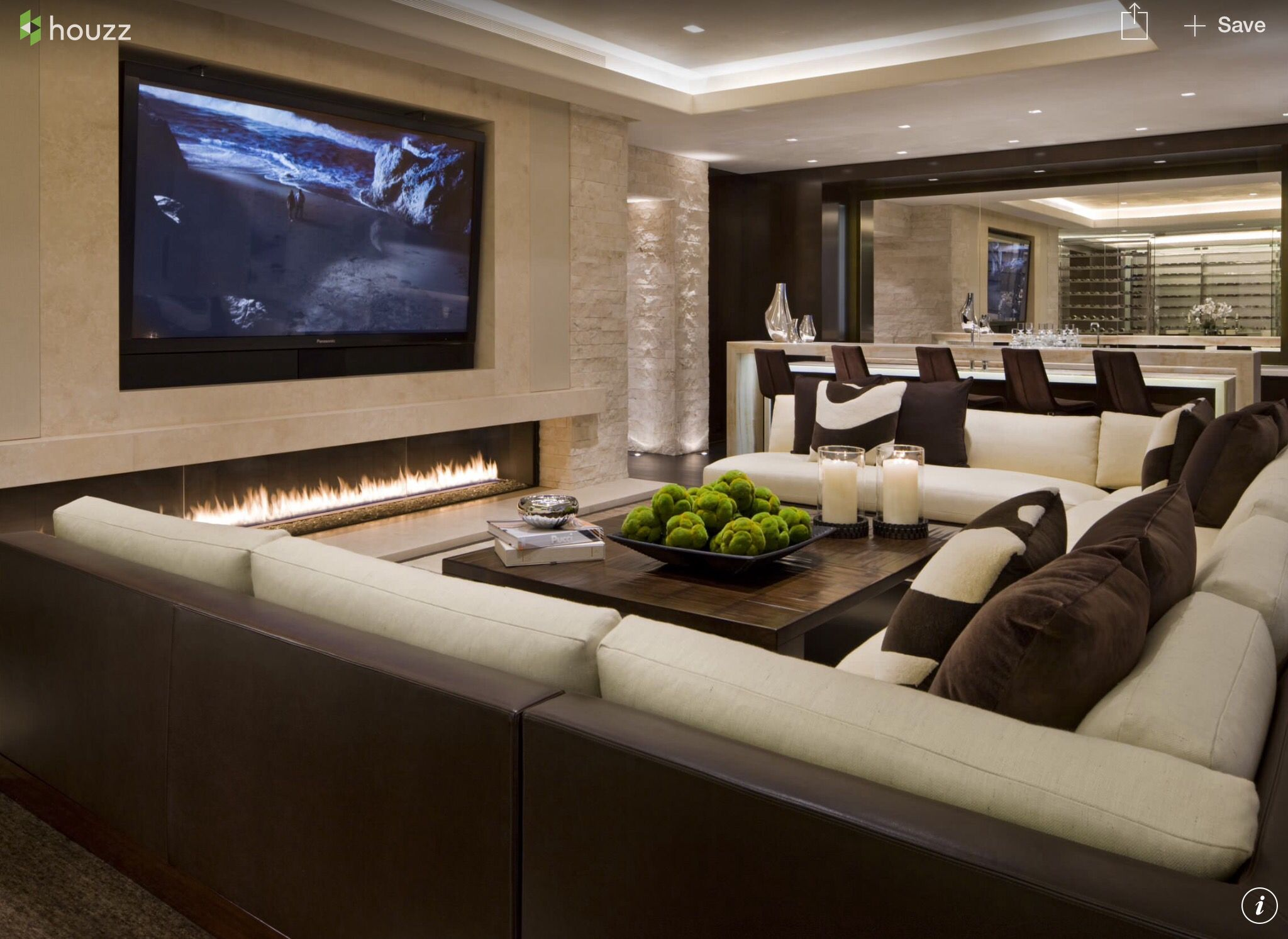 Home Cinema Maison Affordable Automation System With Home Cinema  # Living Salon Bois Emplacement Tv