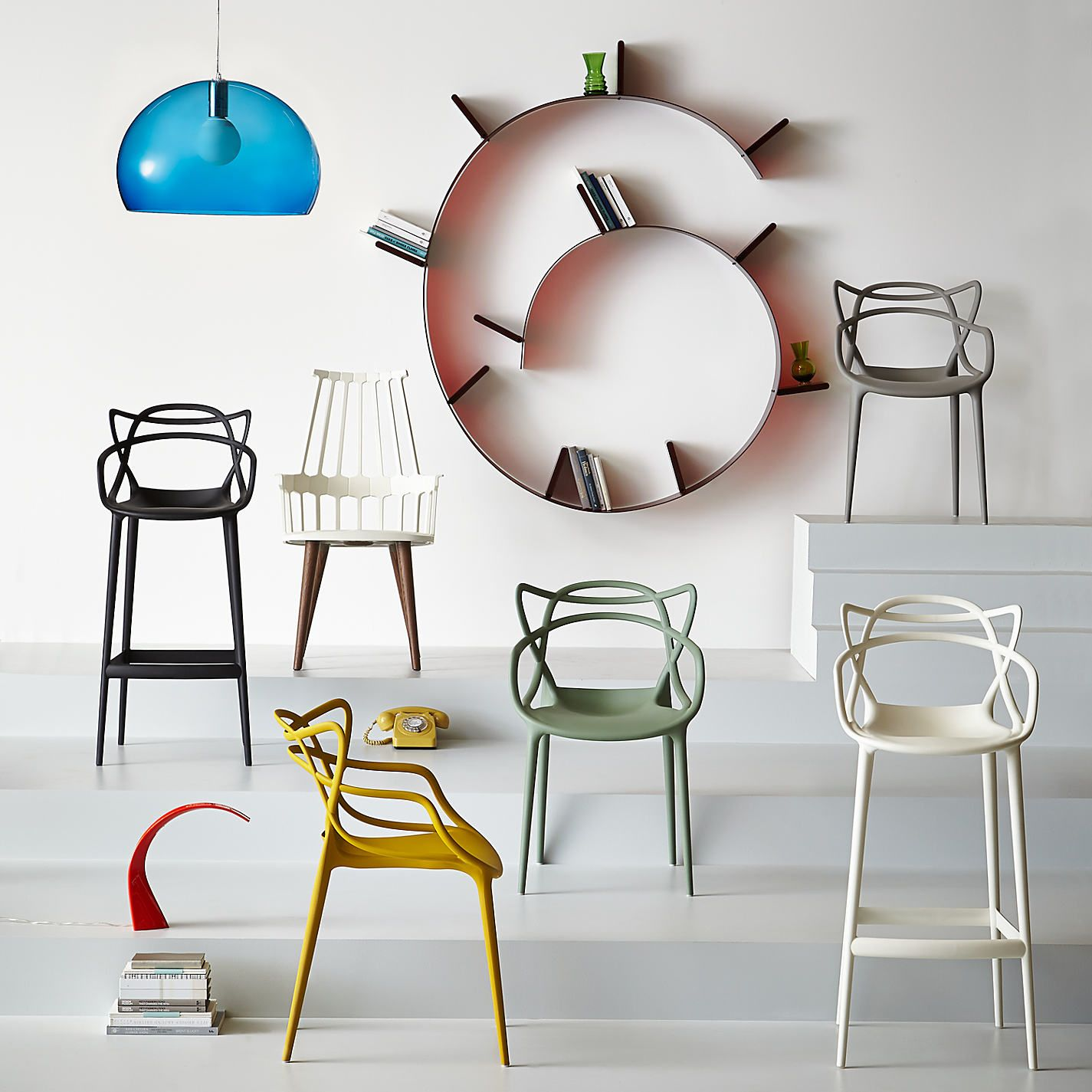 Buy Philippe Starck For Kartell Masters Chair From Our Dining Chairs Range  At John Lewis. Free Delivery On Orders Over