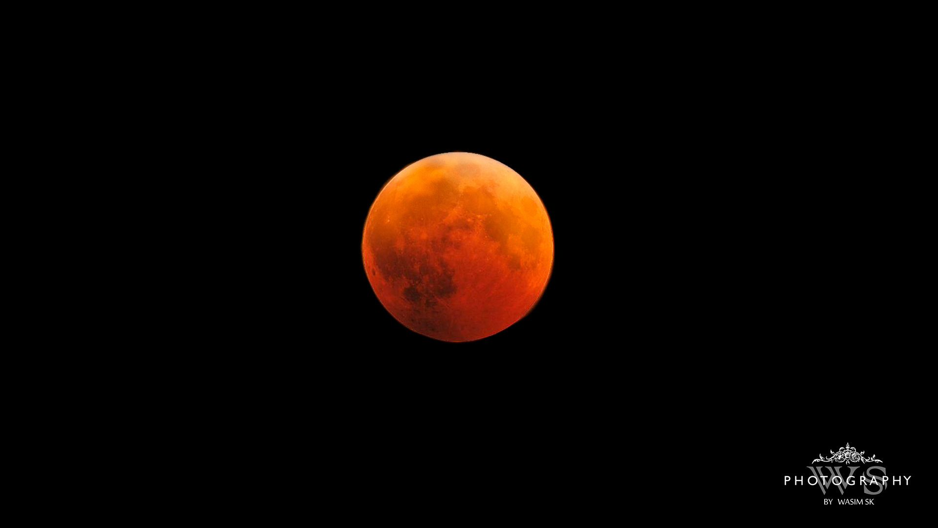Blood moon (apr-15-2014)