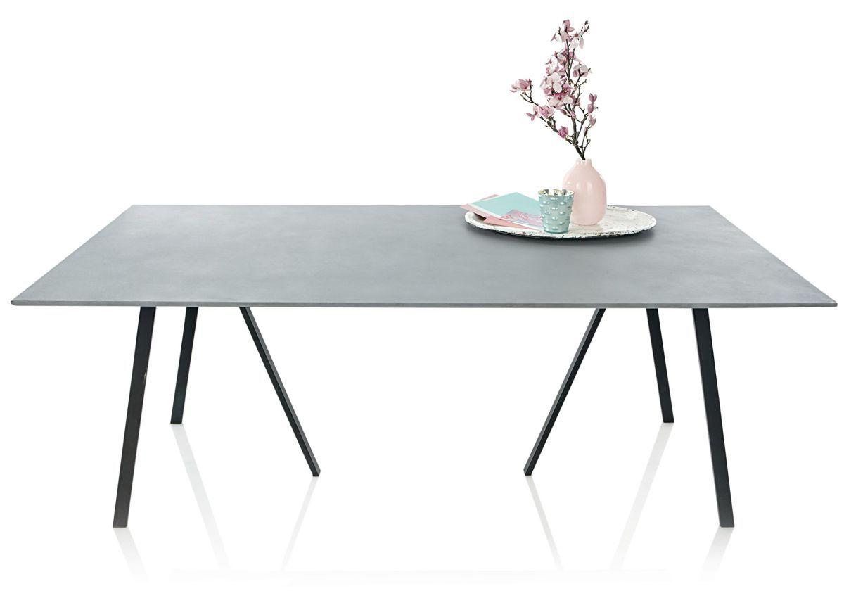 esstisch, industrial look, beton/metall | esstische | tische, Esstisch ideennn