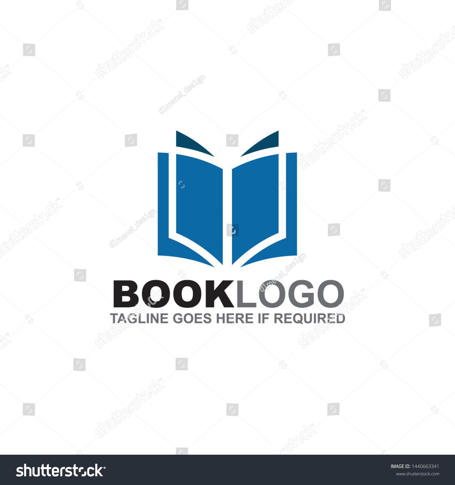 Book Logo Icon Design Vector Template Ad Sponsored Icon Logo Book Template Book Logo Icon Design Logo Icons