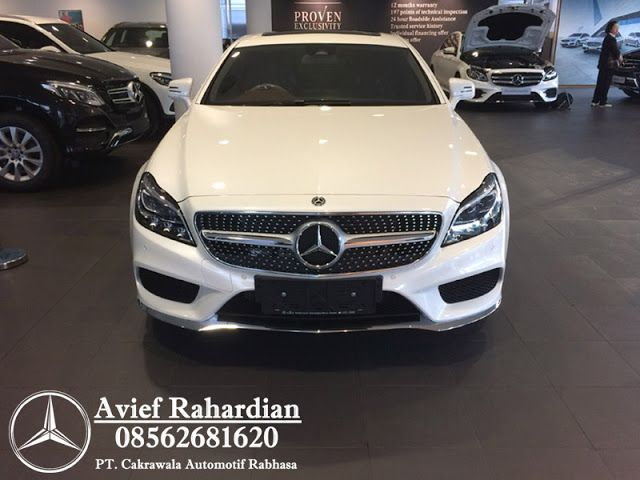 Harga Mercedes Benz Cls 400 Amg Dynamic Nik 2017 Dealer Atpm