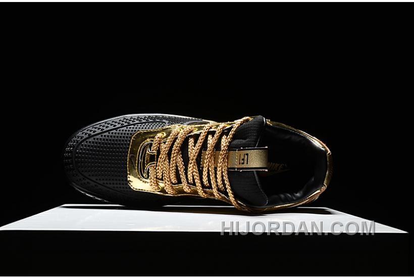 best sneakers d9368 dd912 NIKE LUNAR FORCE 1 DUCKBOOT Black Gold