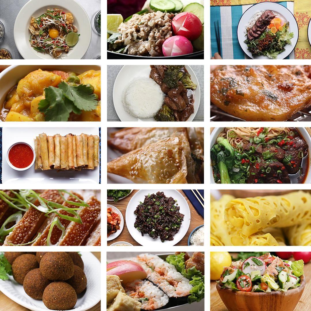 15 delicious asian inspired recipes asian inspired recipes tasty recipes pinterest